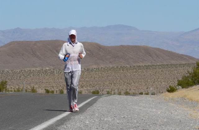 He has won the Western States 100 mile race 7 times, the Bad Water 135 mile race twice, ...